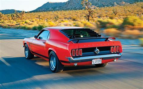 1969 Ford Mustang Boss 302, 1969 Ford Mustang Boss 429
