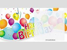 Geburtstagskarten für Kinder Geburtstagskarten für