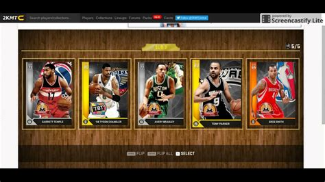 nba  mt central draft box youtube