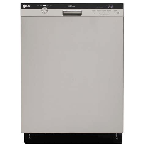 lg dishwasher lg electronics dishwashers front dishwasher in