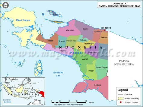 opinions  papua province