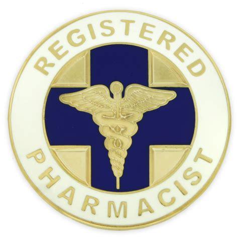 Registered Pharmacist registered pharmacist caduceus lapel pin ebay