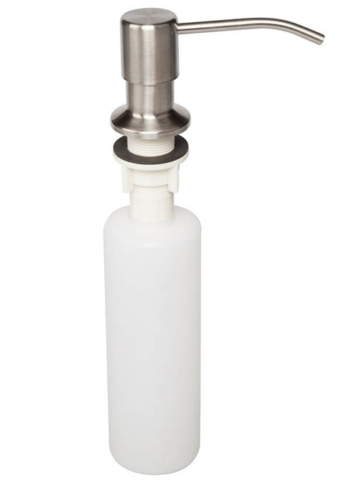 inspirations sink soap dispenser  soap supply system