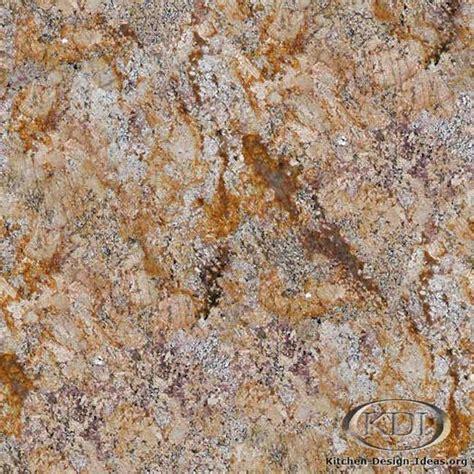 granite countertop colors gold granite