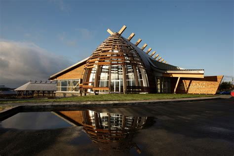 Contemporary Architecture At Its Best Cree Cultural