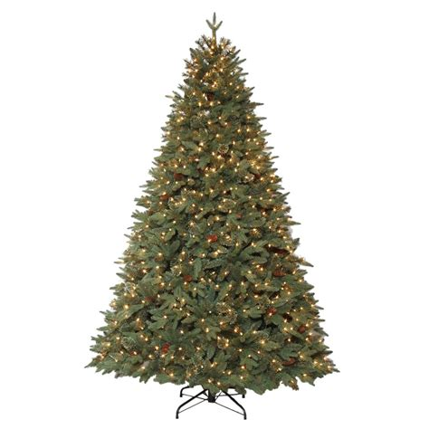 artificial christmas trees at lowes lowes pre lit trees doliquid