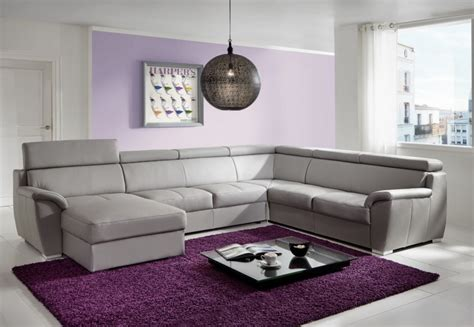 canape d angle en u grand canapé d 39 angle shane en u 6 places cuir ou tissu
