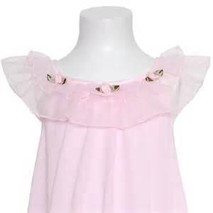 monogram letter t toddler pink sleeveless ruffle