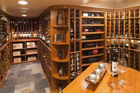 howard county custom wine cellar owings brothers contracting