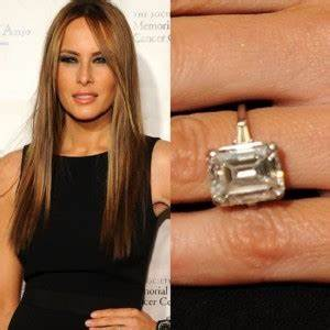 World39s most expensive engagement rings bornrich for Melania trump wedding ring size
