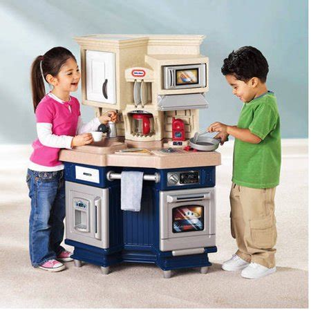 Little Tikes Super Chef Kitchen  Walmartcom