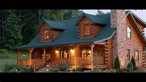 Log Homes Log Cabin Homes Southland Log Homes - YouTube