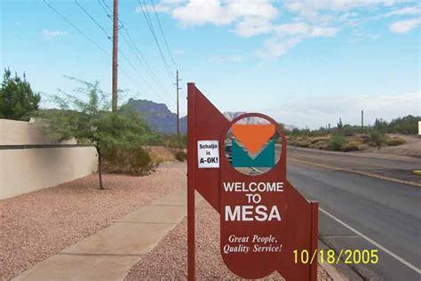 mesa az leading the way with a ok