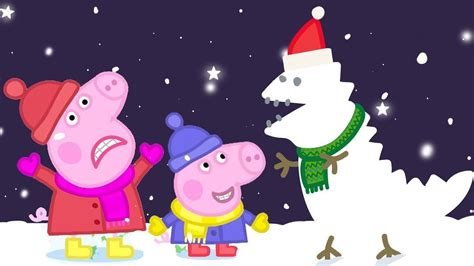 Peppa Pig Full Episodes 🎄christmas Special ️snow ️