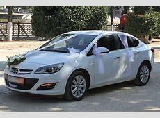 Opel Astra J wedding car Wedding Cars Gelin Arabaları