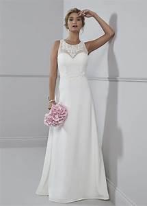 Brautkleid Vintage Schlicht : schlicht elegant und wundersch n figurbetont geschnitten ~ Watch28wear.com Haus und Dekorationen