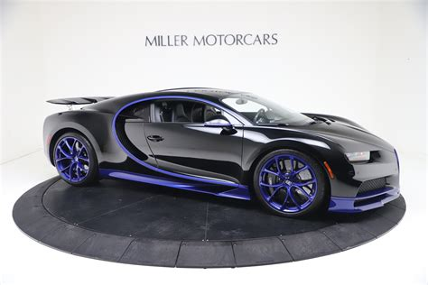 The chiron was in vienna for the international vienna motor symposium, an exhibition of new engines. Pre-Owned 2018 Bugatti Chiron For Sale () | Miller Motorcars Stock #8024