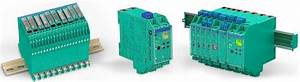 Intrinsic Safety Barriers And Field Instruments