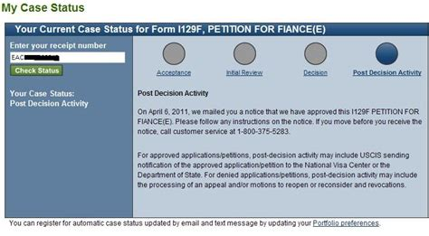 Noa Form by My K1 Fiancee Visa Experience Noa 2 Notice Of Action Form