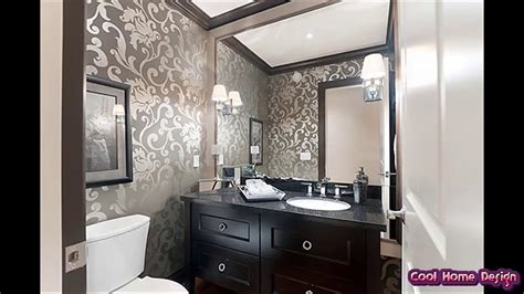 Luxury Powder Room Designs Youtube