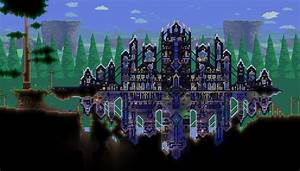 Weekly Building Contest Thread Cathedral Terraria