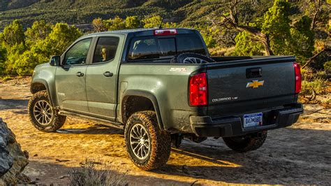 chevrolet colorado zr crew cab wallpapers  hd