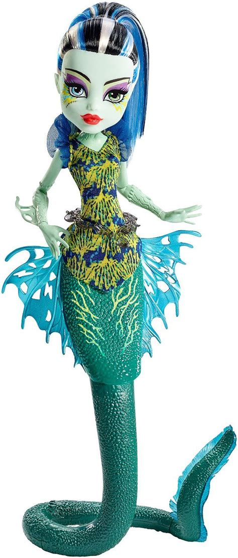 Monster High Great Scarrier Reef Glowsome Ghoulfish