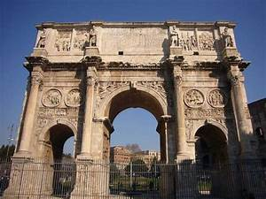 Roman Architecture Historic Rome Buildings Photo Free ...