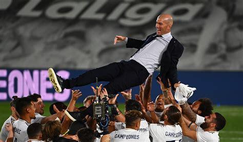 Real Madrid campeón de Liga: con goles de Benzema, el Real ...
