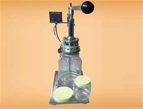 jar sealing machine jar sealing machines jar sealing machine supplier mumbai india