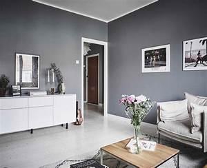 Graue Wandfarbe Wohnzimmer : grau designs wandfarbe grau kombinieren 55 deko ideen und tipps graue designs schlafzimmer ~ Sanjose-hotels-ca.com Haus und Dekorationen
