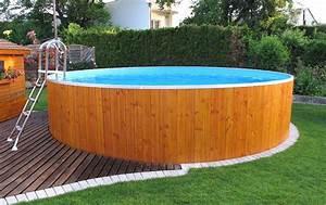 swimmingpool garten jetzt mit sonderaktion With französischer balkon mit garten pool mit sandfilteranlage