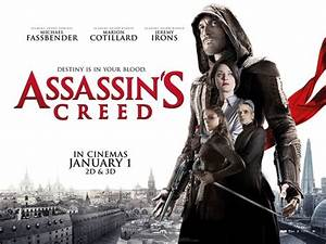 EMPIRE CINEMAS Film Synopsis - Assassin's Creed