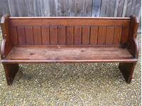 pews for sale OLD CHURCH PEW. Different pews, chapel chairs & pine ...