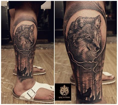 wolf cub tattoos images  pinterest cubs tattoo