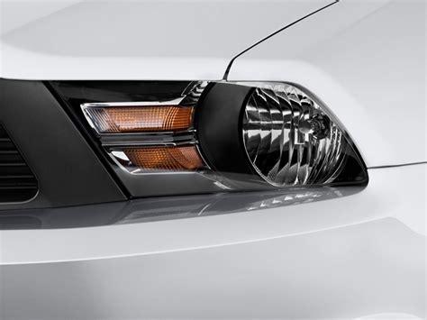 image 2012 ford mustang 2 door coupe gt premium headlight