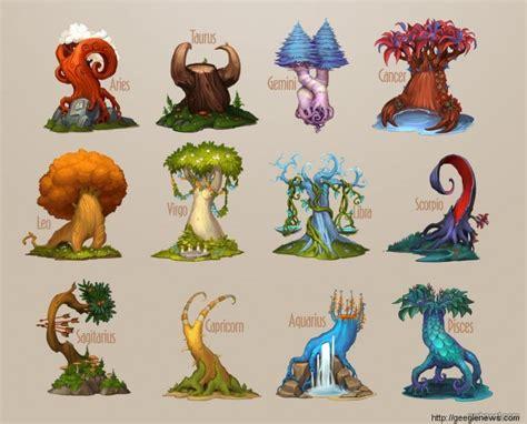 beautiful tree drawings  creative art ideas  top