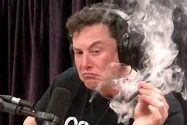 NASA Chief Says Elon Musk Won't Be Smoking Weed Again…