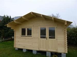 Chalet En Bois Habitable Livré Monté : wandgestaltung wohnzimmer chalet habitable de loisirs ~ Dailycaller-alerts.com Idées de Décoration