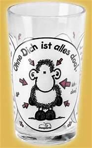 Ohne Dich Ist Alles Doof : sheepworld ohne dich ist alles doof trinkglas toyspiel ~ Watch28wear.com Haus und Dekorationen