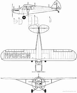 Piper P A 12 Super Cruiser 2 Plans