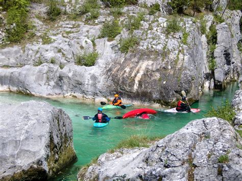 Visit And Explore The Emerald Soca River In Slovenia