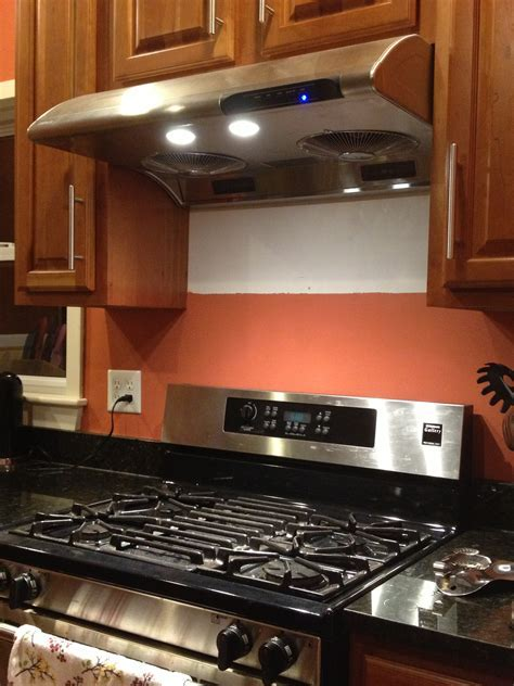 Prepossessing Vent Range Hood Basement For Vent Hood