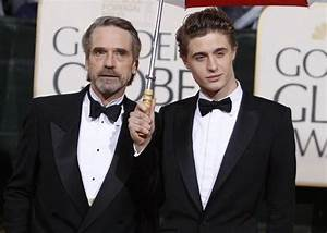 Gay Marriage Shockers: Jeremy Irons Compares Marriage ...