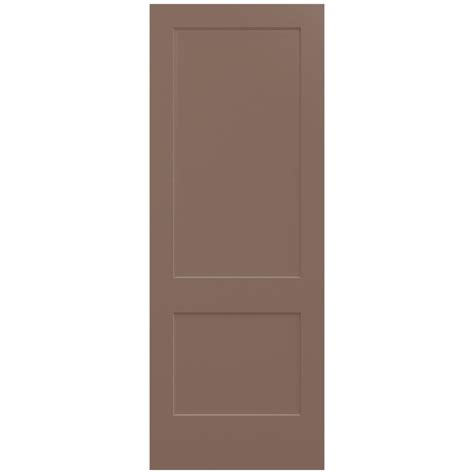 doors home depot interior jeld wen 36 in x 96 in moda primed pmt1031 solid