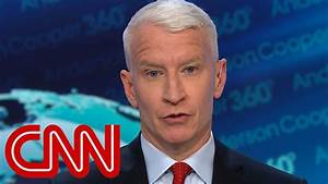 WATCH: CNN's Anderson Cooper Responds to a 'Fake News ...