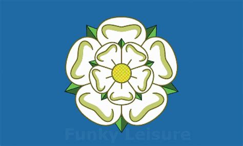 Yorkshire Rose Flag