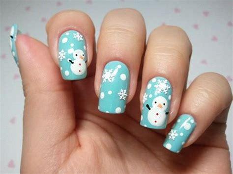 2018 christmas nails theme 国外最新短指甲美甲设计 美甲图片 屈阿零可爱屋