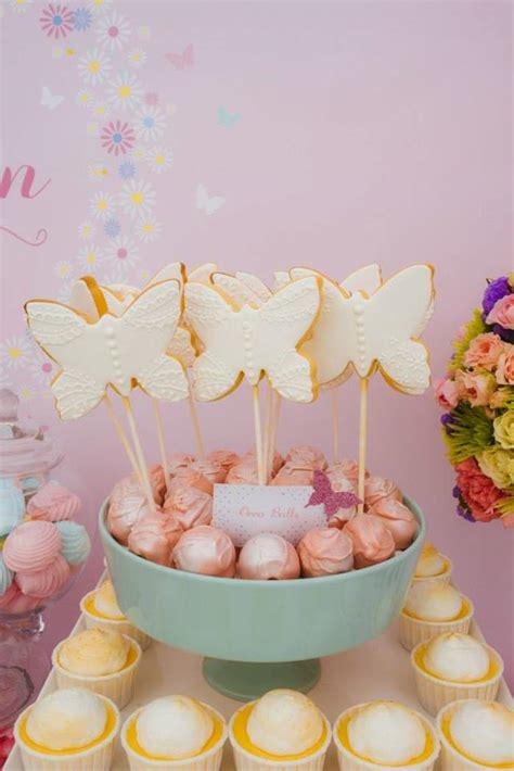 butterfly themed baby shower party baby shower ideas