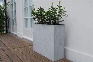 Blumenkübel Als Raumteiler : pflanzk bel raumteiler elemento aus fiberglas beton design ~ Michelbontemps.com Haus und Dekorationen